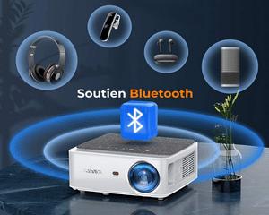 Test et avis sur le vidéoprojecteur Wifi Bluetooth Yaber V6